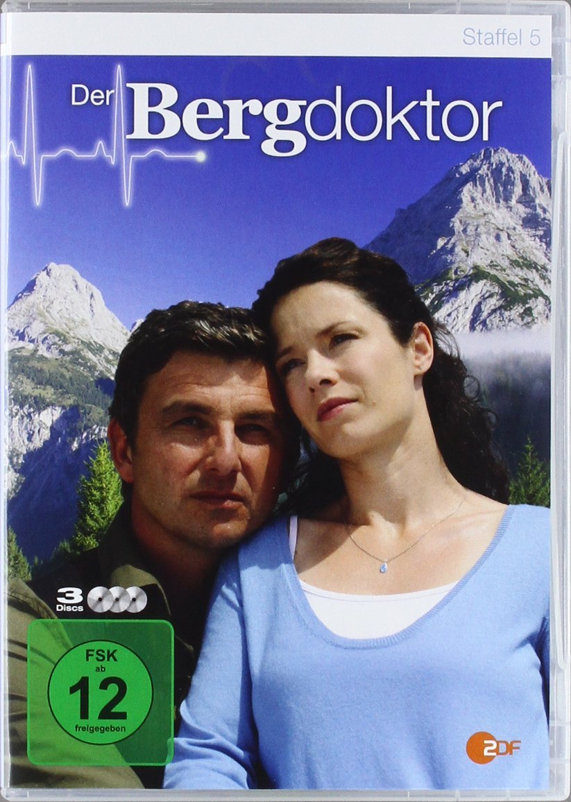 Der Bergdoktor Staffel 1