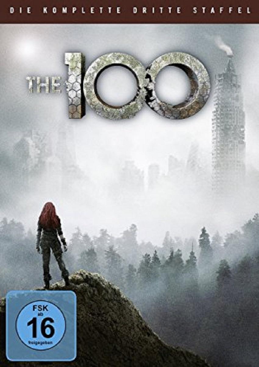 the 100 staffel 3 neu ovp 4 dvds the hundred die. Black Bedroom Furniture Sets. Home Design Ideas