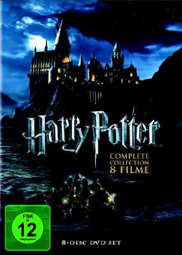Harry-Potter-Komplettbox-Teil-1-2-3-4-5-6-7-1-7-2-NEU-OVP-8-DVD-Box