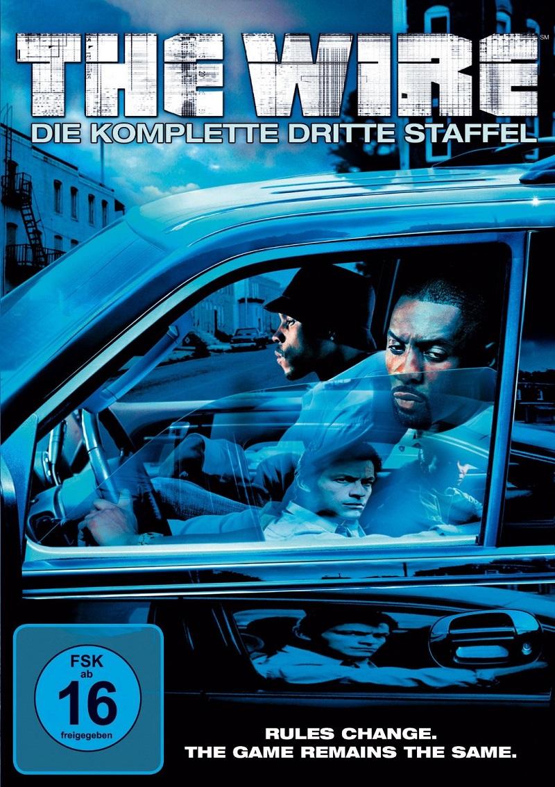 DVD-BOX-The-Wire-Die-komplette-3-dritte-Staffel-NEU-OVP
