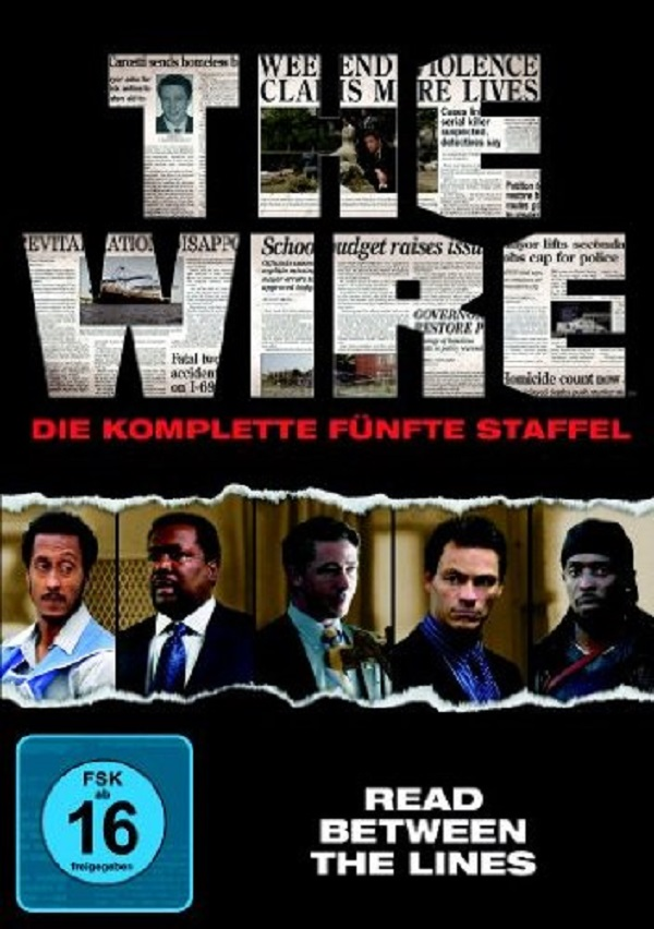 The-Wire-Staffel-Season-5-NEU-OVP-4-DVD-Box