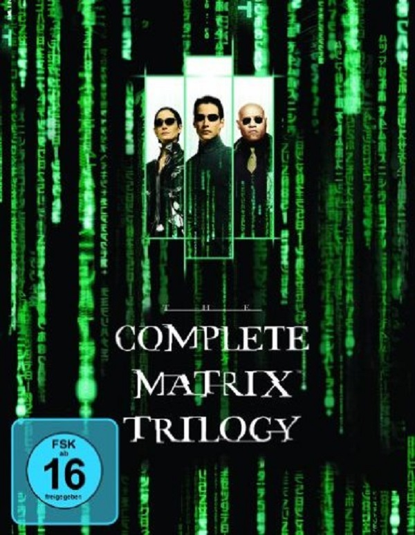 Blu-ray-Box-Matrix-The-Complete-Trilogy-NEU-OVP-Teil-1-2-3-Trilogie