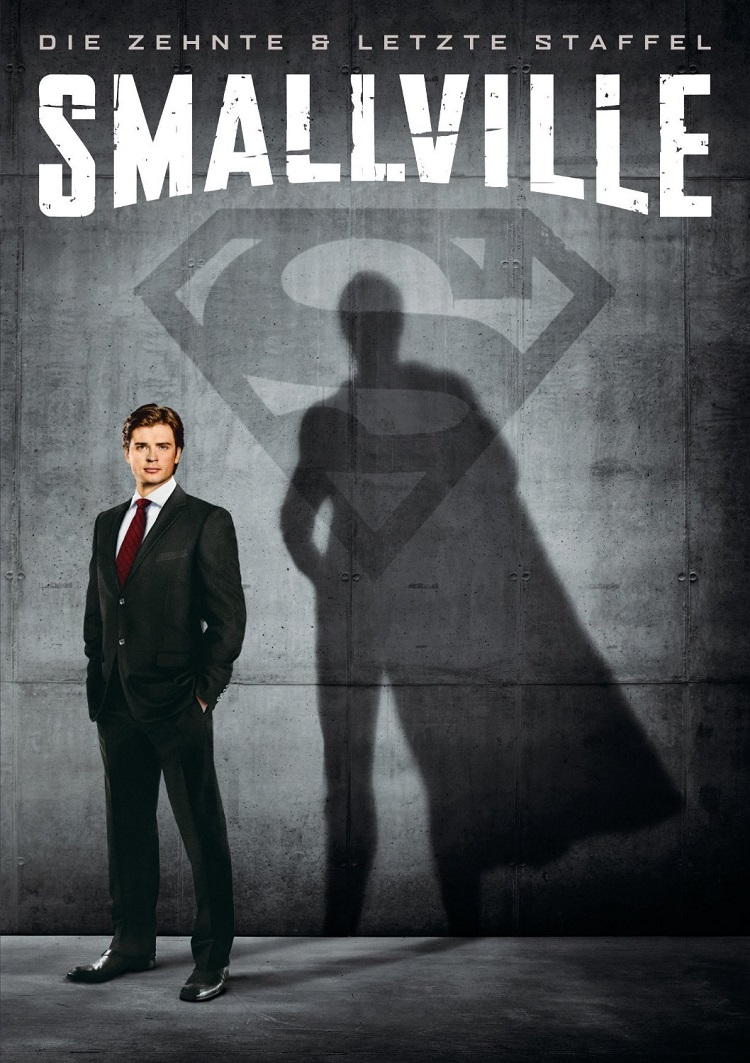 Smallville-Staffel-Season-10-NEU-OVP-DVD-Box