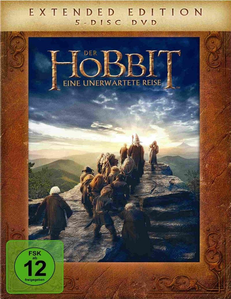 5-DVD-Box-Der-Hobbit-Eine-unerwartete-Reise-Extended-Edition-NEU-OVP