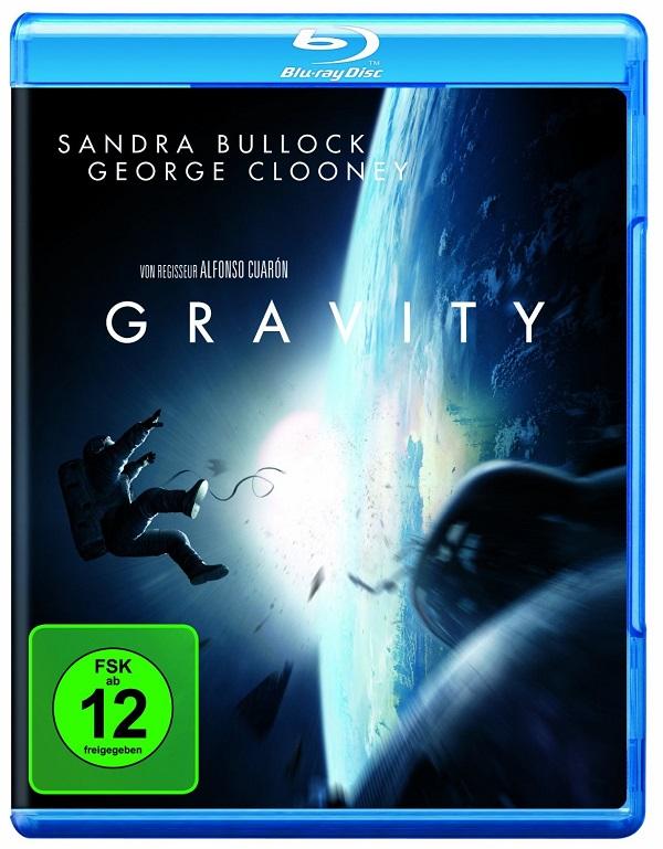 Blu-ray-Gravity-NEU-OVP-Sandra-Bullock-George-Clooney