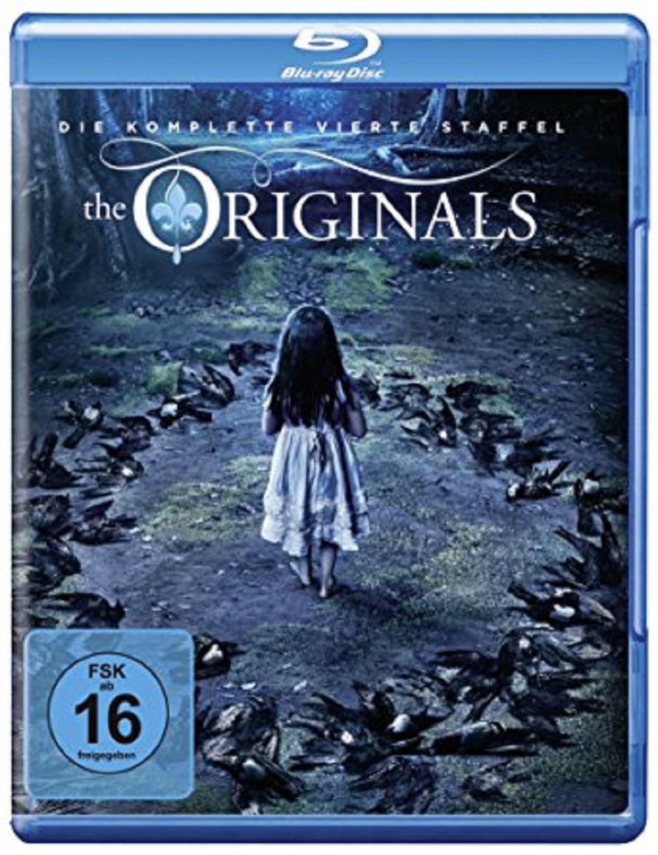 The originals staffel 4 blu ray neu ovp ebay for The originals staffel 4