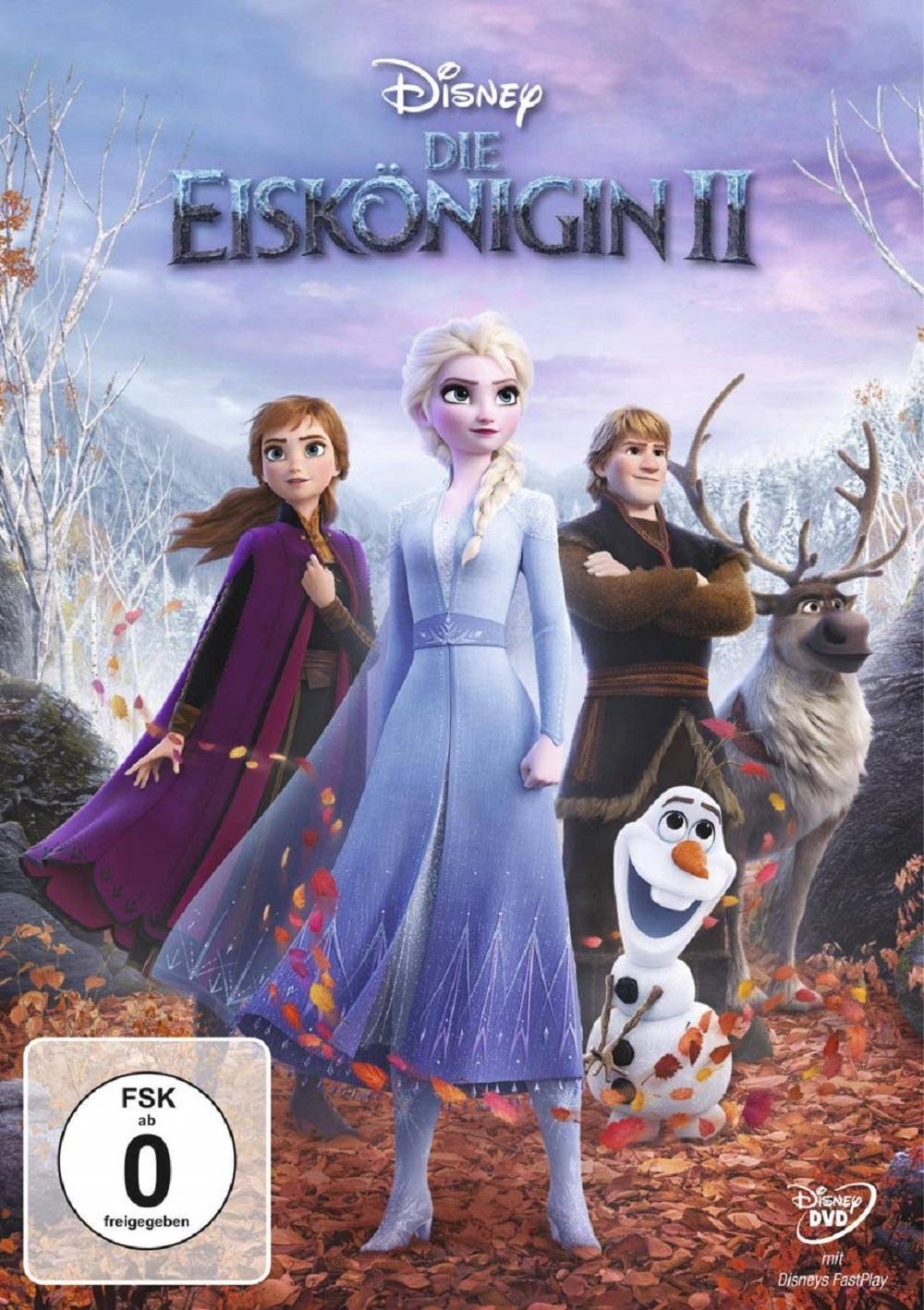 Eiskönigin 2