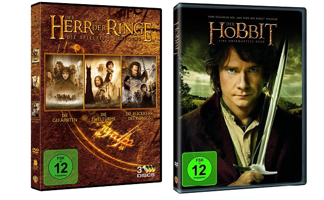 Der-Hobbit-Der-Herr-der-Ringe-Trilogie-Teil-1-2-3-DVD-Set-NEU-OVP