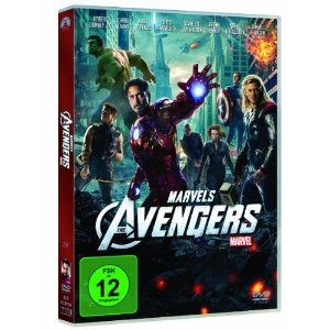 DVD-Marvels-The-Avengers-NEU-OVP-Avangers-Marvels