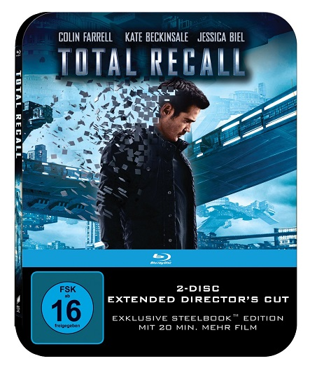 Blu-ray-Total-Recall-Steelbook-Edition-mit-Extended-Cut-NEU-OVP