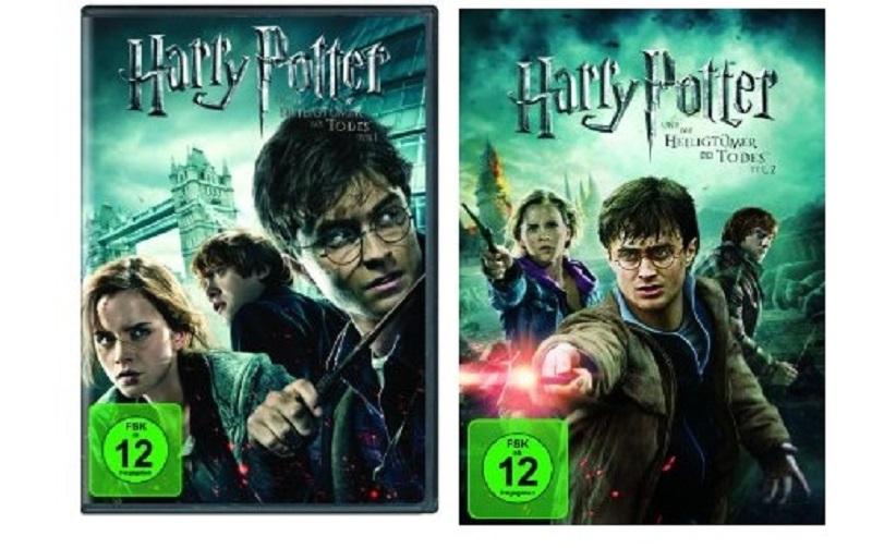 DVD-Set-Harry-Potter-und-die-Heiligtuemer-des-Todes-Teil-1-2-7-1-7-2-NEU-OVP
