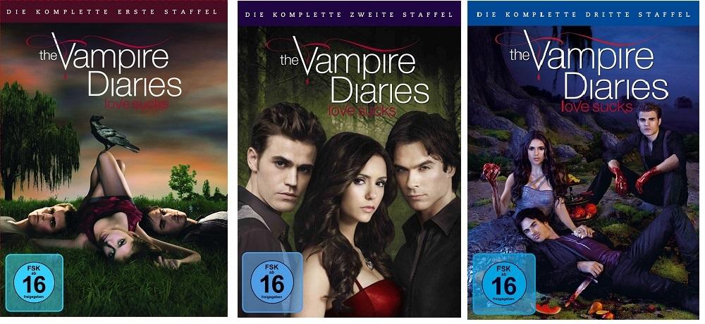 vampires diary staffel 8 deutsch