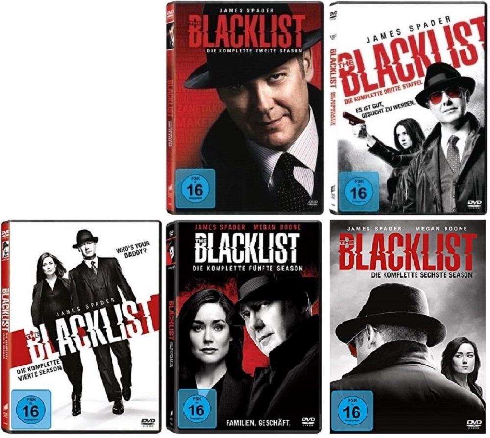 Blacklist Staffel 3 Deutschland