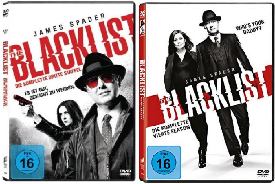 The Blacklist Staffel 4 Deutschland