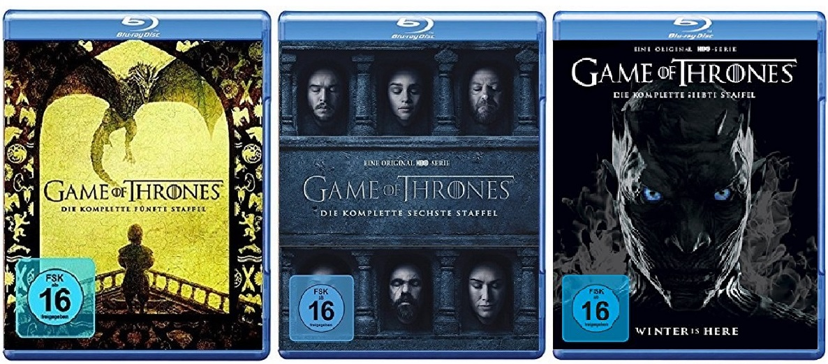 Wie Viele Staffeln Hat Game Of Thrones