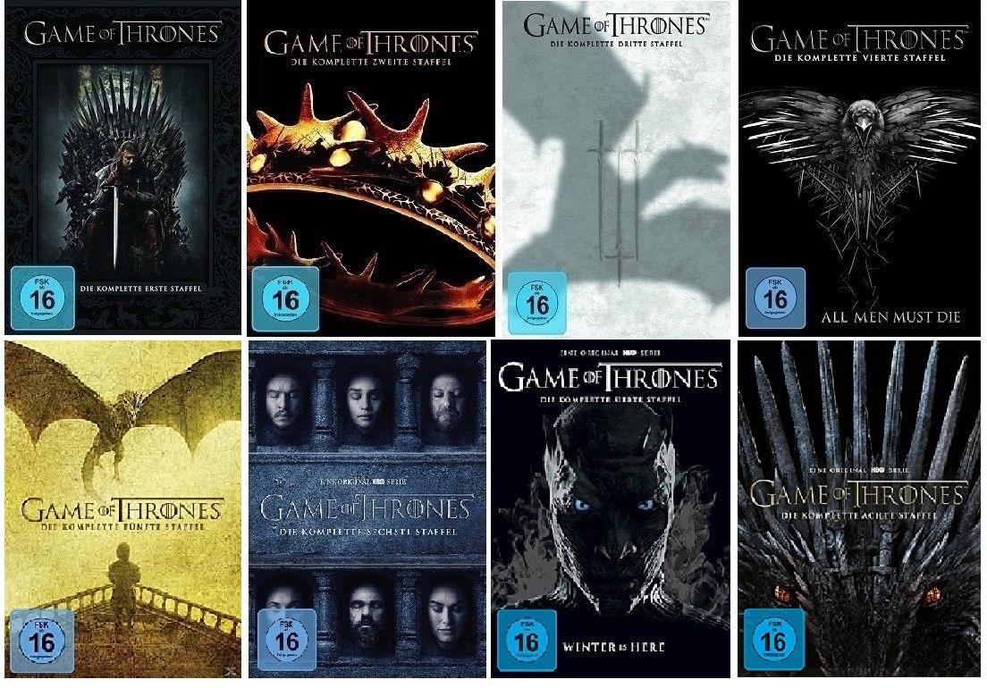 Game Of Thrones Komplette Serie