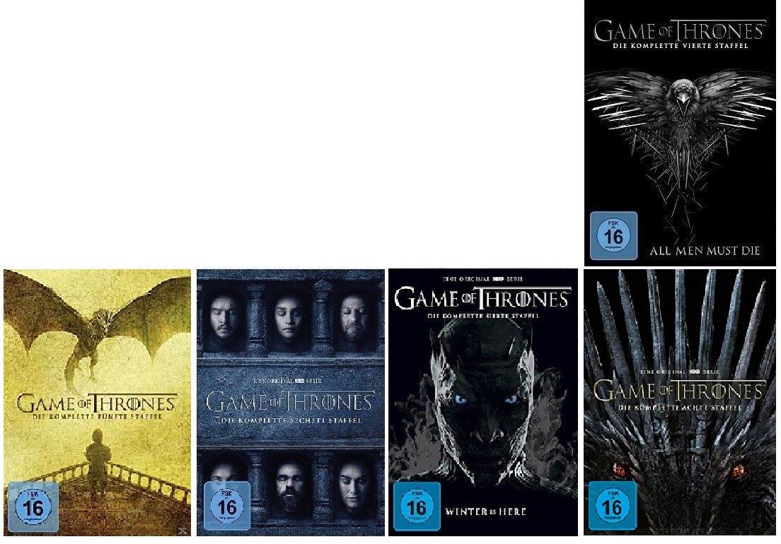 Wann Erscheint Game Of Thrones Staffel 6 Auf Dvd