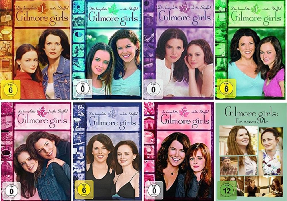 Gilmore Girl Staffel 8 Free Tv