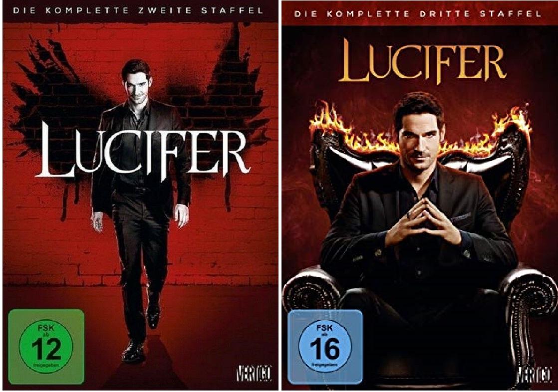 Lucifer Staffel 3 Deutschland