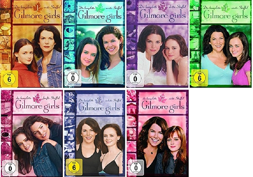 Gilmore Girls Staffel 1