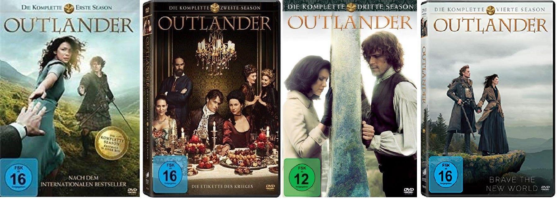 Outlander Staffel 2 Dvd Deutsch