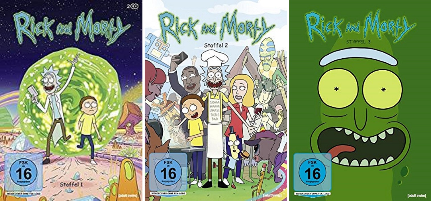Rick And Morty Fsk