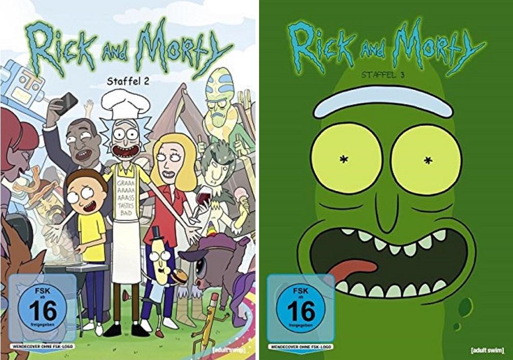 Rick And Morty Deutsch Staffel 3