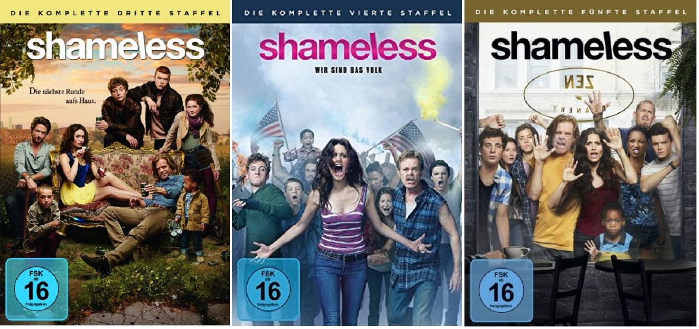 Shameless Staffel 4