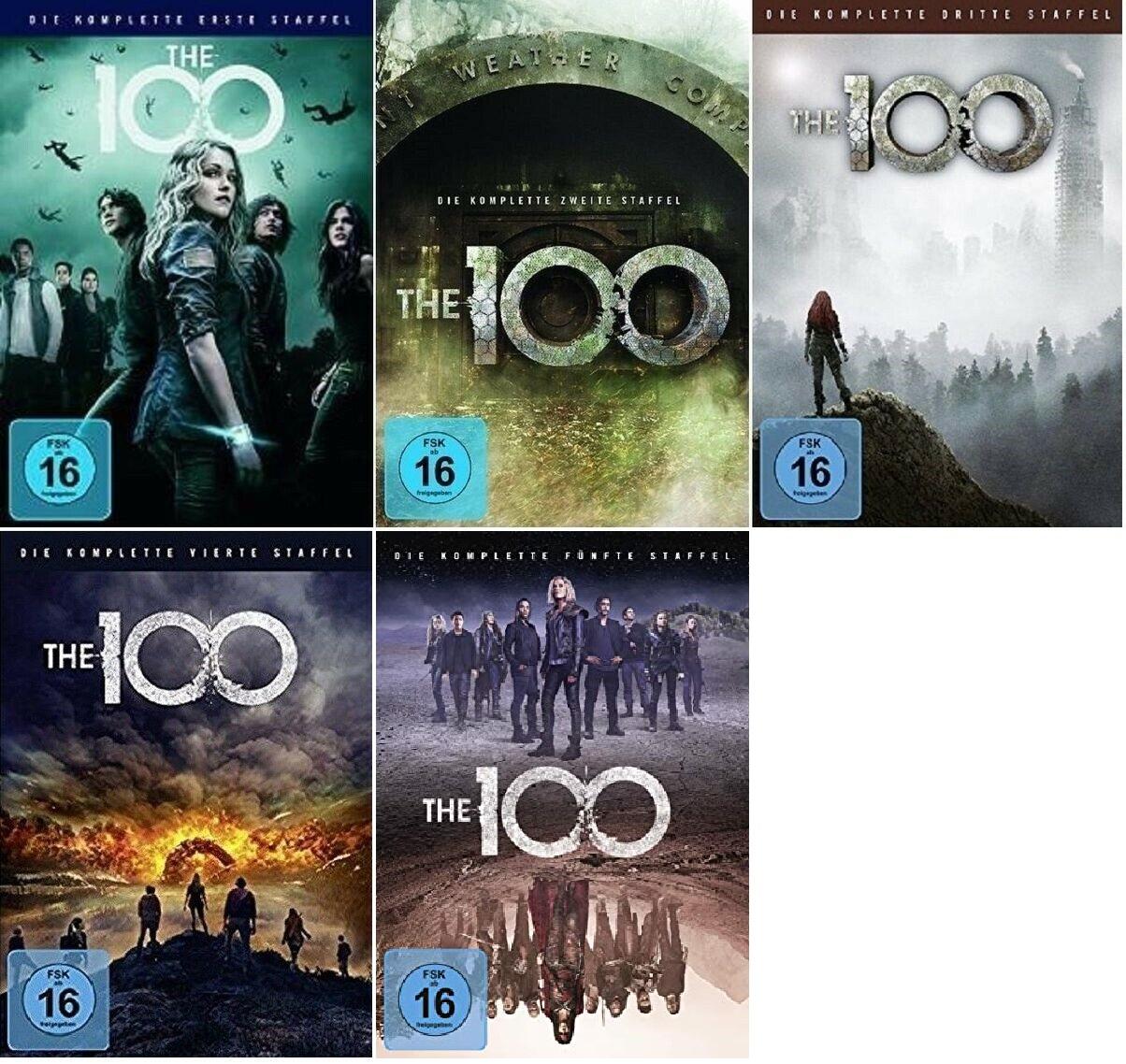 The 100 Staffel 5 Auf Deutsch