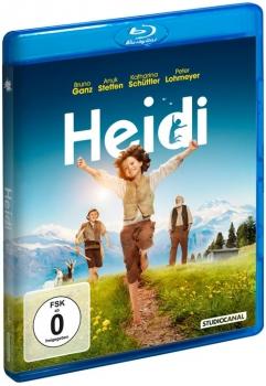 Heidi Blu-Ray