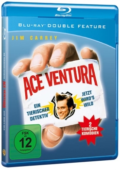 Ace Ventura & Ace Ventura 2 [Blu-ray]