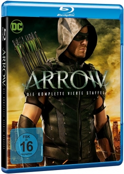 Arrow - Staffel 4 Blu-Ray