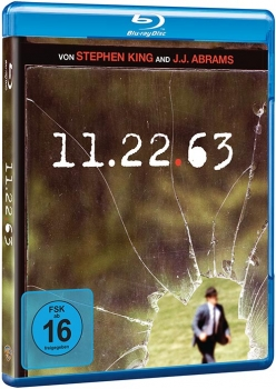 11.22.63 - Staffel 1 Blu-Ray