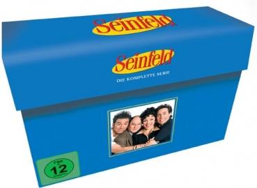 Seinfeld - Die komplette Serie DVD