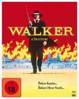 Walker - Mediabook Blu-Ray