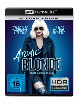 Atomic Blonde (4K Ultra HD) (+ Blu-ray )