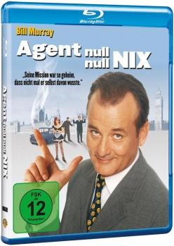 Agent Null Null Nix [Blu-ray]