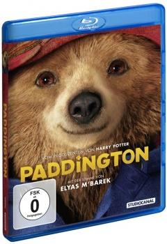 Paddington Blu-Ray