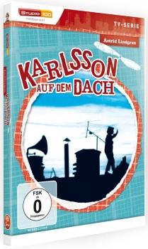 Karlsson auf dem Dach - TV-Serie [DVD]