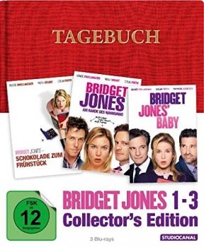 Bridget Jones 1-3 - Collector