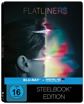 Flatliners (Limited Steelbook Edition) [Blu-ray]