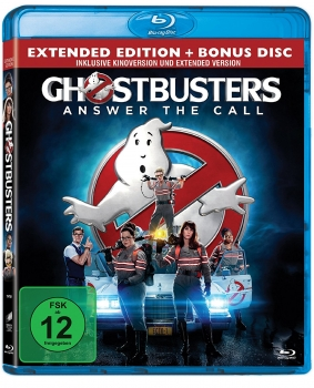 Ghostbusters [Blu-ray] [Extended Edition + Bonus Disc]