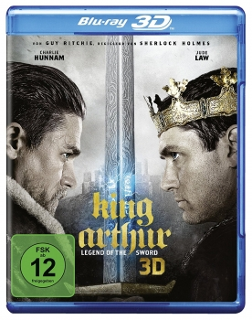 King Arthur: Legend of the Sword [3D Blu-ray]