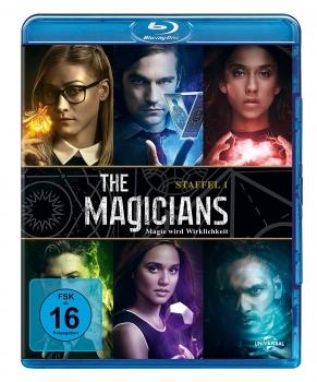 The Magicians - Staffel 1 [Blu-ray]