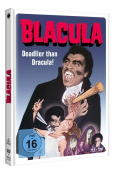Blacula Limited Mediabook Edition
