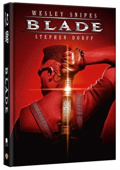 Blade - Uncut Mediabook - Limited Special Edition - DVD + Blu-ray