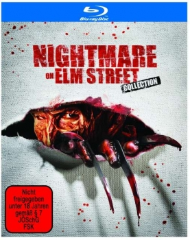 Nightmare on Elm Street - 1-7 Limited Uncut Edition - Blu-ray