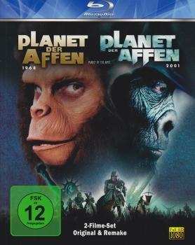 Planet der Affen - Doppelbox Blu-Ray