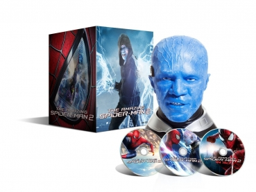The Amazing Spider-Man 2: Electro Collector's Edition (3D + 2D Version)