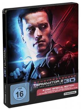Terminator 2 Steelbook [3D-Blu-ray]